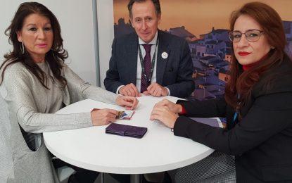 Turismo y Diputación colaborarán en la promoción de las actividades del 150 aniversario de la ciudad