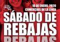 """Mañana se celebrará el """"Sábado de Rebajas"""" con la colaboración de Apymell"""