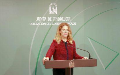 Salud y Familias continúa con el reparto de material de protección en centros residenciales y de mayores de la provincia de Cádiz