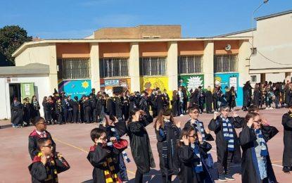 Los centros escolares celebran el Carnaval y el Día de Andalucía