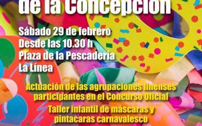 Mercados y Comercio y la Asociación de Comerciantes del Mercado organizan actos con motivo del Carnaval