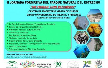 La Junta acerca el Parque Natural del Estrecho a los futuros maestros