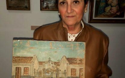 Un familiar de Ramírez Galuzo dona al Museo un cuadro de la primera época de Cruz Herrera