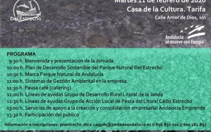 La Junta organiza la II Jornada de Desarrollo Empresarial Sostenible en el Parque Natural del Estrecho