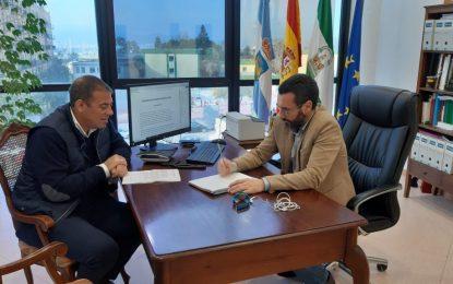 El alcalde La Línea acoge positivamente las medidas  del  Gobierno de Gibraltar para los trabajadores transfronterizos