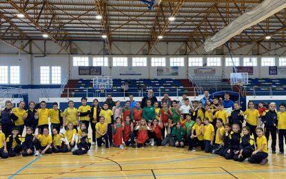 300 alumnos participan en la Liga Escolar de Baloncesto incluida en la Oferta Educativa