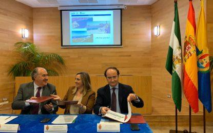 Fomento, Ayuntamiento de Algeciras y Puerto firman el protocolo para desarrollar el Lago Marítimo