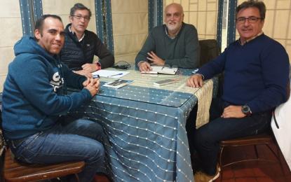 Vidal conoce los calendarios de regatas nacionales e internacionales del Real Club Náutico con vistas a la presente temporada