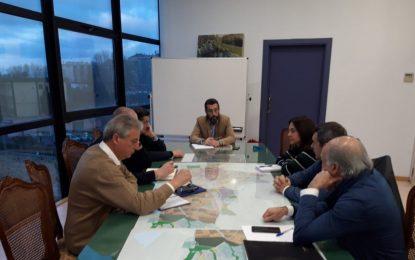 El alcalde preside una reunión para definir el dispositivo de la próxima Velada y Fiestas 2020
