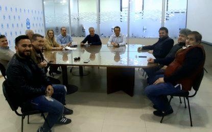 Ayuntamiento y feriantes celebran la primera reunión preparatoria de la Velada y Fiestas 2020