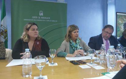 Salud y Familias trabaja para integrar los ocho municipios del Campo de Gibraltar en la Red de Acción Local en Salud