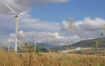 El 34% de la electricidad generada en 2018 en Andalucía procedió de energías renovables