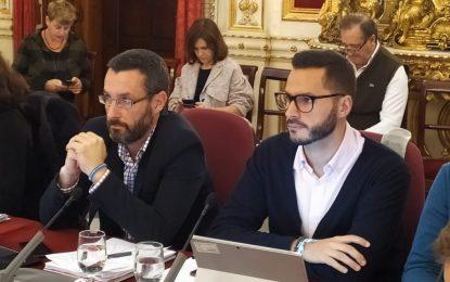 La Diputación respalda las peticiones de La Línea 100×100 sobre la Residencia Tiempo Libre y el Juzgado de Violencia sobre la Mujer