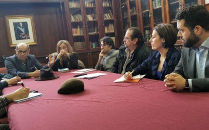El Grupo Transfronterizo hace un llamamiento al dialogo entre los Gobiernos