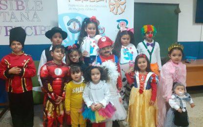 La AMG NAKERA ROMI y FAKALI celebran su fiesta de Carnaval