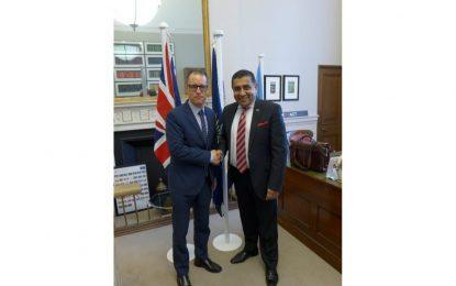 El Gobierno sigue trabajando para estrechar las relaciones de Gibraltar con los Estados de la Commonwealth