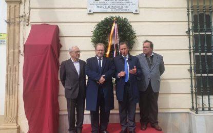 El Gobierno de Gibraltar acude como representación británica a una ceremonia en honor de los caídos españoles y británicos en la Batalla de Chiclana