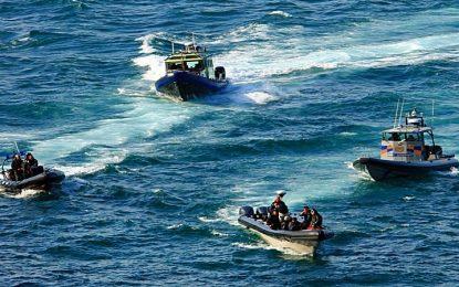 Los ocupantes de la lancha siniestrada eran tres varones españoles de Ceuta que parecen ser de origen norteafricano y un varón portugués