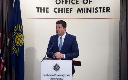 El Gobierno de Gibraltar decreta el confinamiento general de la población a partir de este martes