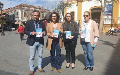 Carmen Sánchez presenta en La Línea la campaña del Partido Popular a favor del comercio tradicional