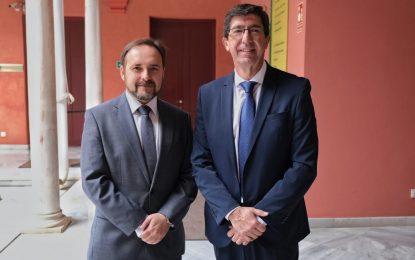 Justicia adquiere 530 mamparas, 100.000 mascarillas y 3.000 litros de gel hidroalcohólico para los juzgados andaluces