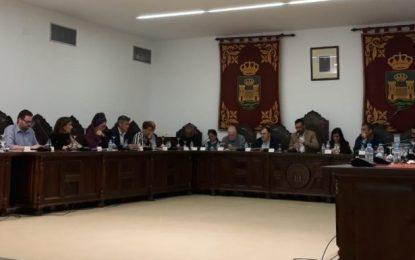 Este jueves, sesión ordinaria de pleno con aforo limitado en el salón de plenos del Ayuntamiento
