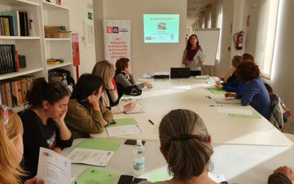 Iniciada la segunda edición del taller de Relaciones Saludables organizado por Sanidad