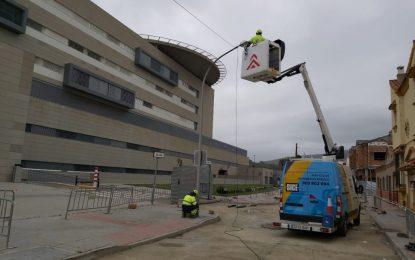 Las obras de asfaltado de la calle Gabriel Miró incluirán la creación de un apeadero de autobuses