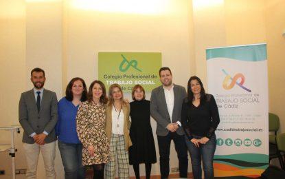 El  Colegio Profesional de Trabajo Social de Cádiz renueva su Junta de Gobierno