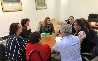 Adelante arranca el compromiso a la Junta de ampliar la apertura de la Residencia de Tiempo Libre de La Línea