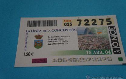La ONCE dedicará el cupón del 19 de julio al 150 Aniversario de La Línea de la Concepción
