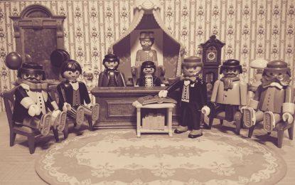 Aplazada la exposición Los Episodios Locales de La Línea creada con figuras Playmobil