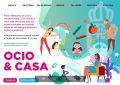 El Ayuntamiento crea un panel interactivo descargable con enlaces a actividades gratuitas para emplear el tiempo libre