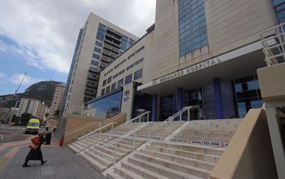 Gibraltar mantiene constante la cifra de casos activos