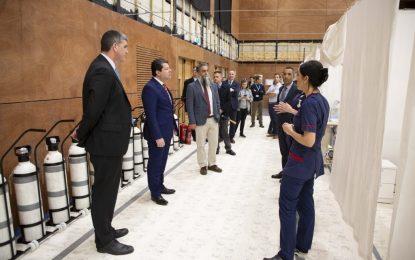 Bajada paulatina de casos activos, sin nuevos contagios: Gibraltar acelera los test sistemáticos a los trabajadores esenciales