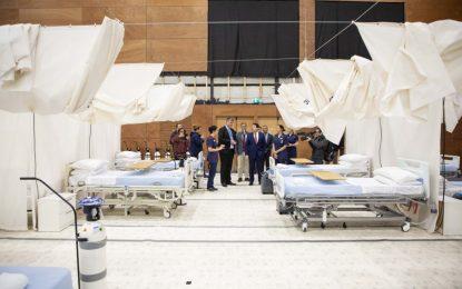 El Gobierno de Gibraltar lamenta confirmar el fallecimiento de una gibraltareña debido al Covid-19