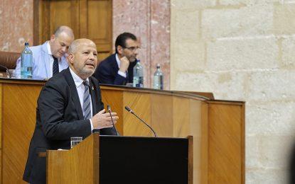 Javier Imbroda anuncia que el alumnado andaluz no volverá a las clases presenciales en el actual curso