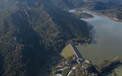 La Junta licita por 2,6 millones de euros las obras para mejorar la seguridad de la presa de Guadarranque