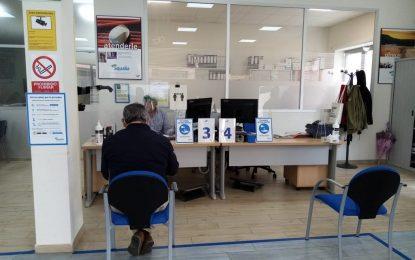 El Ayuntamiento informa de la reapertura de la oficina de Aqualia solo para trámites urgentes con cita previa