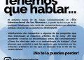 """Sylvain Marc, Paco Conti, Maral Ríos y Francis Benítez participan en """"Tenemos que hablar"""", iniciativa de la Galería Manolo Alés por el Día Internacional de los Museos"""