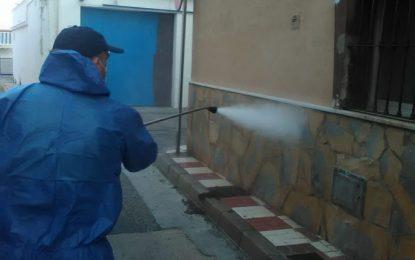La delegación de Salud acomete hoy la desinfección interior del Conservatorio Muñoz Molleda
