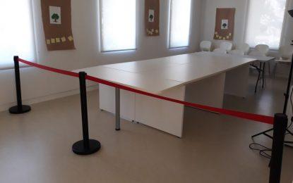 El Ayuntamiento establece los protocolos previos para reanudar la próxima semana la actividad en el Museo Cruz Herrera y la Biblioteca José Riquelme