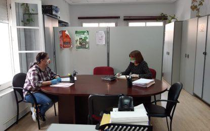 Participación Ciudadana confirma que la OMIC abrirá sus instalaciones la semana próxima con atención bajo cita previa