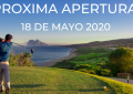 Alcaidesa Links Golf Resort reapertura sus instalaciones el próximo 18 de mayo