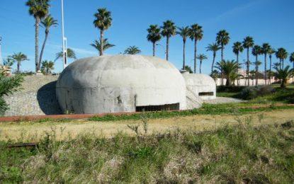 El Ayuntamiento adjudica a Carmali el mantenimiento de los búnkeres del parque Princesa Sofía por un periodo de cuatro años