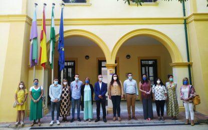La Mancomunidad inicia los actos del Día del Orgullo izando la bandera