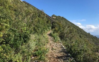 El Gobierno de Gibraltar legislará sobre las rutas de senderismo para fomentar esta actividad entre los gibraltareños y los turistas