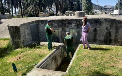 Turismo limpia y acondiciona los búnkeres para retomar las visitas guiadas a  la Ruta de las Fortificaciones