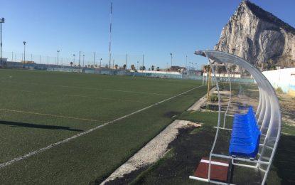 La delegación de Deportes mejora el mantenimiento y la dotación de los campos de fútbol de la ciudad deportiva