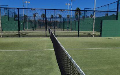 Deportes confirma la reapertura de las instalaciones municipales de pádel y tenis y fútbol